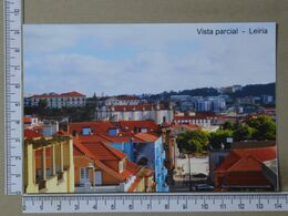 PORTUGAL - VISTA PARCIAL -  LEIRIA -   2 SCANS     - (Nº37984) - Leiria