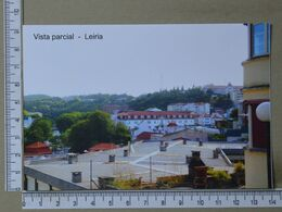 PORTUGAL - VISTA PARCIAL -  LEIRIA -   2 SCANS     - (Nº37985) - Leiria
