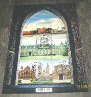 2020 - Abbayes Et Monastères ** (Chevetogne, Postel, Zevenkerken, Maredsous, Westmalle)Gestempeld - Obliteré - Cancelled - Belgien