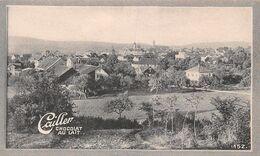 Frauenfeld Thurgau - 7835 Hab.  Artillerie - Aspect Coquet - Cailler 152 - Chocolat Au Lait - Texte Au Dos  (~10 X 6 Cm) - Nestlé