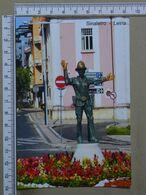 PORTUGAL - SINALEIRO -  LEIRIA -   2 SCANS     - (Nº37989) - Leiria