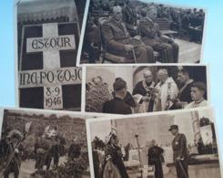 Basilique Notre-Dame De Sion - Estour Ina Po Tojo - 1946 - De Lattre De Tassigny - Teitgen - 12 Cartes - Altri