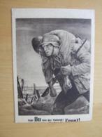Deutsches Reich - Propagandakarte - Covers & Documents