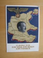 Deutsches Reich - Propagandakarte - Deutschland