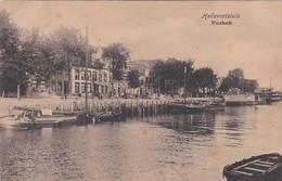 4822256Hellevoetsluis, Westkade. (bruine Vlekken) - Nederland