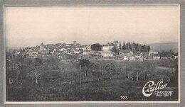 Avenches 1952 Hab. Adventicum 30-40000 âmes Helvetie - Cailler 167 - Chocolat Au Lait - Texte Au Dos  (~10 X 6 Cm) - Nestlé