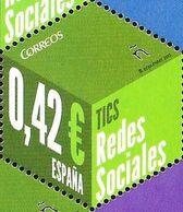 TIC's - AÑO 2015 - Nº EDIFIL 4971 - 1931-Aujourd'hui: II. République - ....Juan Carlos I