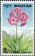 MNH STAMPS - Bhutan - Flowers  -1995 - Bhutan