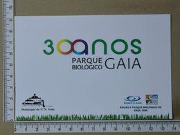 PORTUGAL - PARQUE BIOLOGICO -  VILA NOVA DE GAIA -   2 SCANS     - (Nº38025) - Porto