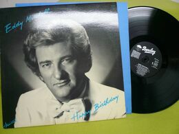 Eddy Mitchell - 33t Vinyle - Happy Birthday - Vinyl Records