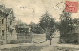 HAUTS DE SEINE  CHAVILLE  Route De Jouy - Chaville