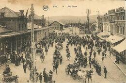 SPA - La Gare - N'a Pas Circulé - Edit. Emile Dumont - Spa