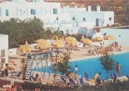 Cartolina - Hotel Villaggio Valtur Di Ostuni Marina ( Brindisi ) - 1975 - Brindisi