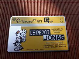Phonecard Spirou  BD 103 H (Mint,Neuve) Only 1000 EX Made Rare - Comics