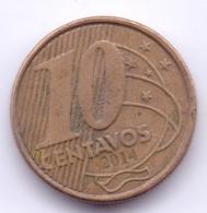 BRASIL 2014: 10 Centavos, KM 649 - Brasile