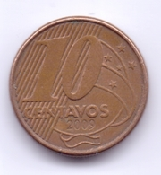 BRASIL 2009: 10 Centavos, KM 649 - Brasile