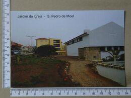 PORTUGAL - JARDIM DA IGREJA -  SÃO PEDRO DE MOEL -   2 SCANS     - (Nº38050) - Leiria