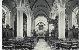 Meerbeke   -   Kerk - Binnenzicht - Ninove