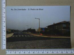 PORTUGAL - AV. DA LIBERDADE -  SÃO PEDRO DE MOEL -   2 SCANS     - (Nº38051) - Leiria