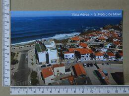 PORTUGAL - VISTA AEREA -  SÃO PEDRO DE MOEL -   2 SCANS     - (Nº38053) - Leiria