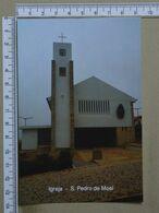PORTUGAL - IGREJA -  SÃO PEDRO DE MOEL -   2 SCANS     - (Nº38055) - Leiria