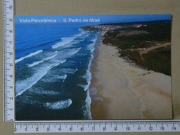 PORTUGAL - VISTA PANORAMICA -  SÃO PEDRO DE MOEL -   2 SCANS     - (Nº38058) - Leiria