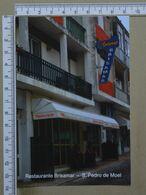 PORTUGAL - RESTAURANTE BRISAMAR -  SÃO PEDRO DE MOEL -   2 SCANS     - (Nº38061) - Leiria