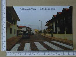 PORTUGAL - RUA HELENA L. VIEIRA -  SÃO PEDRO DE MOEL -   2 SCANS     - (Nº38062) - Leiria