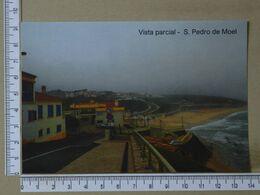 PORTUGAL - VISTA PARCIAL -  SÃO PEDRO DE MOEL -   2 SCANS     - (Nº38064) - Leiria