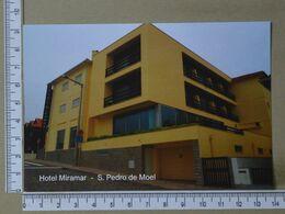 PORTUGAL - HOTEL MIRAMAR -  SÃO PEDRO DE MOEL -   2 SCANS     - (Nº38065) - Leiria