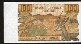 Algerie, Billet De 100 DINARS, 1-11-1970 - Z072 - Algeria