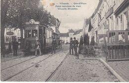 VILVORDE TRAM VILVORDE-BRUXELLES - Vilvoorde