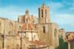 Spain Tarragona Catedral, Cathedral Dom - Sonstige