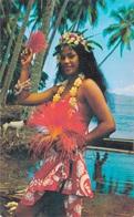 POLYNESIE FRANCAISE - TAHITI / MISS TAHITI 1961 - Polynésie Française