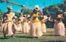 POLYNESIE FRANCAISE - TAHITI / LE GROUPE DE PAPEETE AUX DANSES Du 14 JUILLET - Polynésie Française