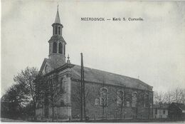 Meerdonck   -   Kerk S. Cornelis - Sint-Gillis-Waas