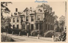 "St-André-lez-Bruges ( Par Lophem ), Château "" Steenlien "", Saint-André-lez-Bruges -  Het Kasteel  FOTOKAART - Brugge"