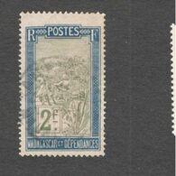 MADAGASCAR.....1908-17:Yvert 109used - Oblitérés