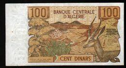Algerie, Billet De 100 DINARS, 1-11-1970 - E041 - Algeria