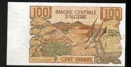 Algerie, Billet De 100 DINARS, 1-11-1970 - U042 - Algeria