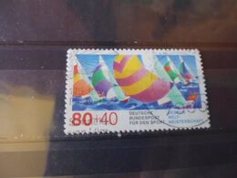 ALLEMAGNE TIMBRE   OBLITERE YVERT N°1142 - Used Stamps