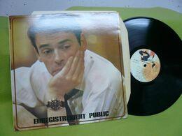 Jacques Brel - 33t Vinyle - Série Vedette N°80.344 - Vinyl Records