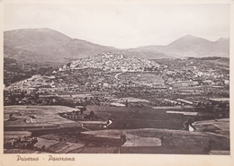 Cartolina - Priverno - Panorama - 1951 - Latina