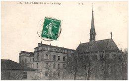 52 SAINT-DIZIER - Le Collège - Saint Dizier