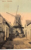 CPA -  Pays Bas, VIANEN, Molen, Windmill - 1908 - Sonstige