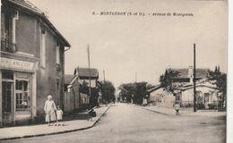 91 Montgeron. Avenue De Montgeron - Montgeron