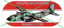 Troupes Aéroportée - Transall C160Troupes Aéroportée - Transall C160 - Luchtvaart
