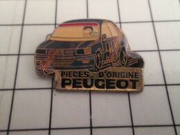 715e Pins Pin's / Rare & Belle Qualité THEME AUTOMOBILES / RALLYE PEUGEOT PIECES D'ORIGINE - Rallye