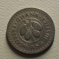 1967 - Ghana - TEN PESEWAS - KM 16 - Ghana