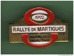 RALLYE DE MARTIGUES 1992 *** 059 - Automobilismo - F1